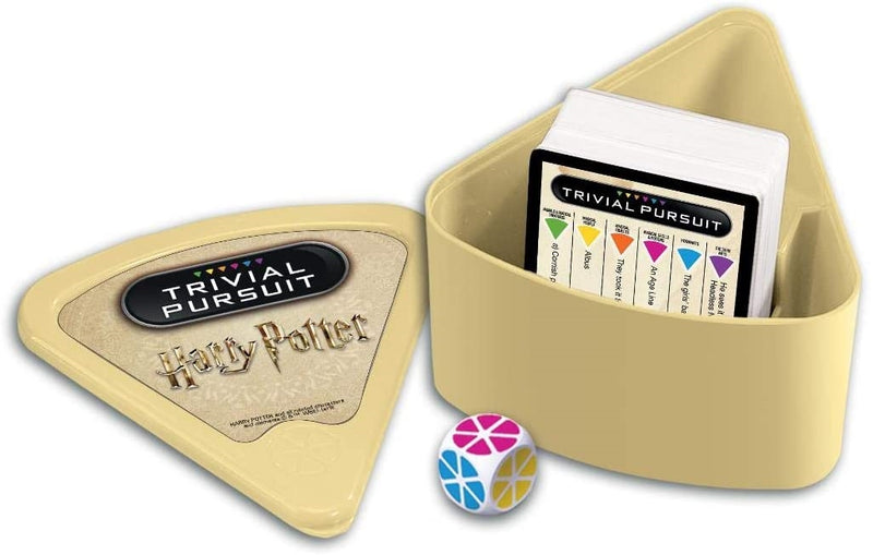 Trivial Pursuit Quiz Game: Bitesize Edition - Harry Potter