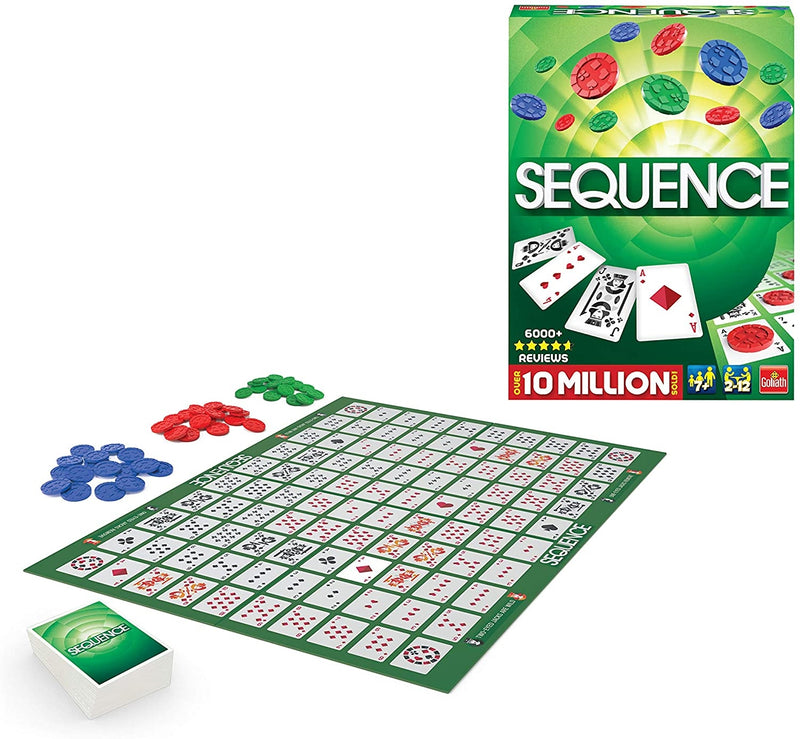 Sequence - The Addictive Card Game