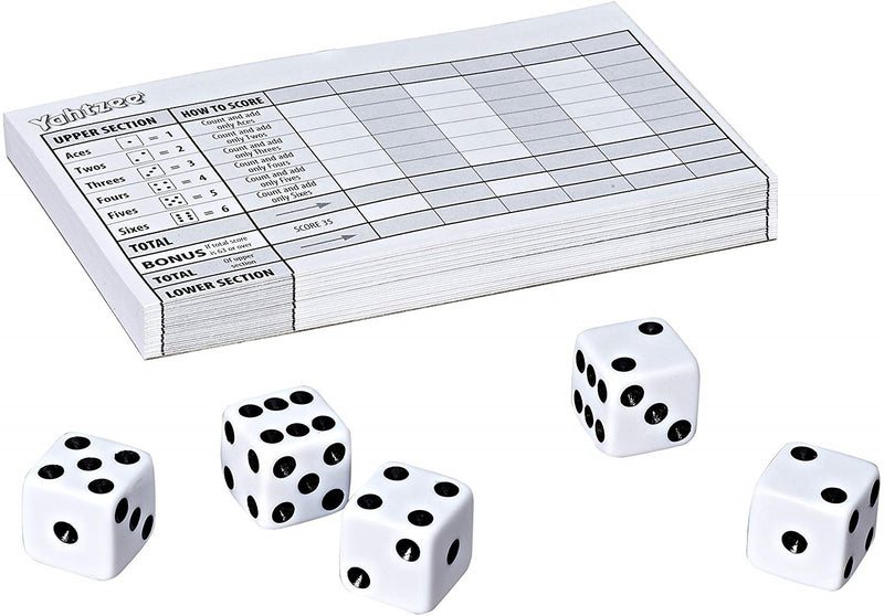 Yahtzee Classic - The Shake, Score and Shout Game