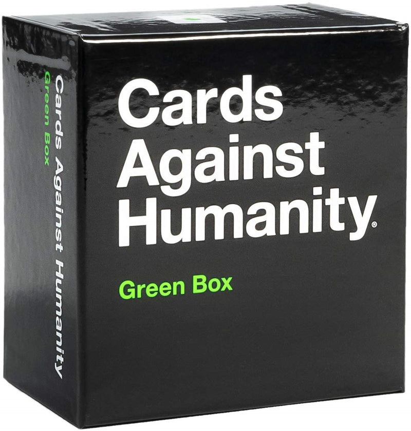 Cards Against Humanity Expansion: Green Box
