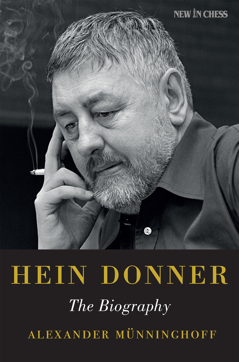 Hein Donner: The Biography - Alexander Munninghoff