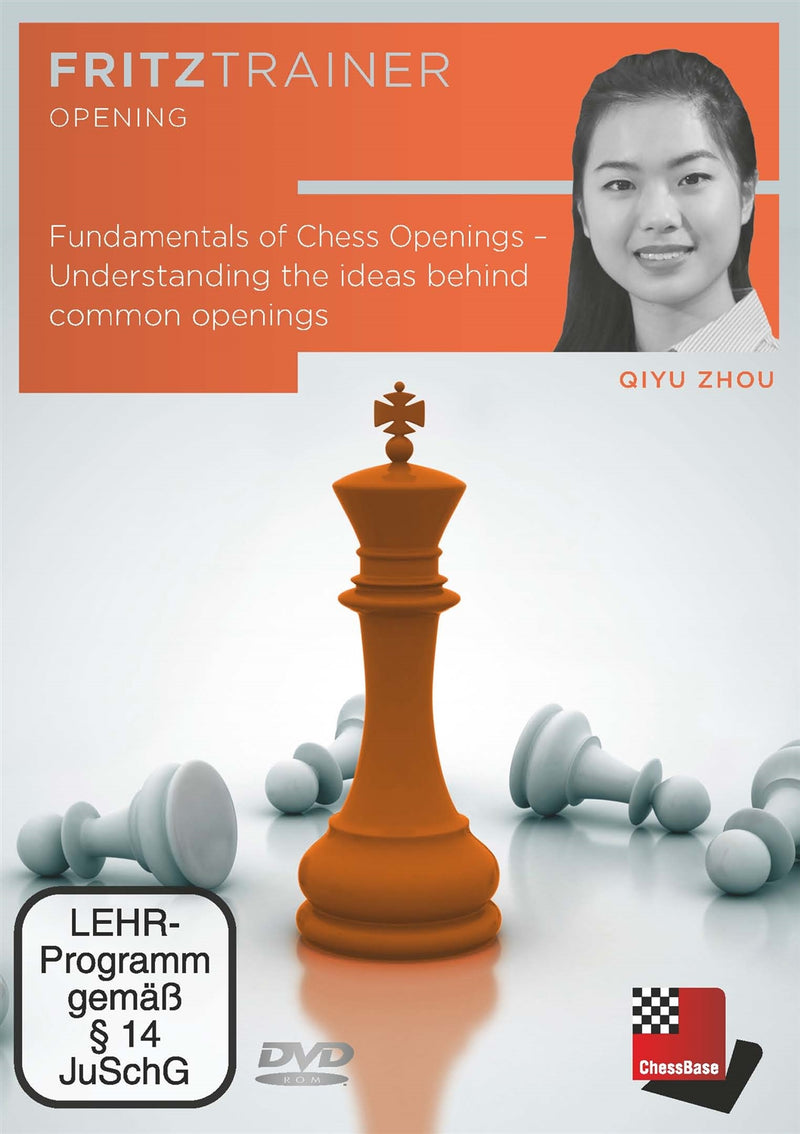 Fundamentals of Chess Openings - Qiyu Zhou (PC-DVD)