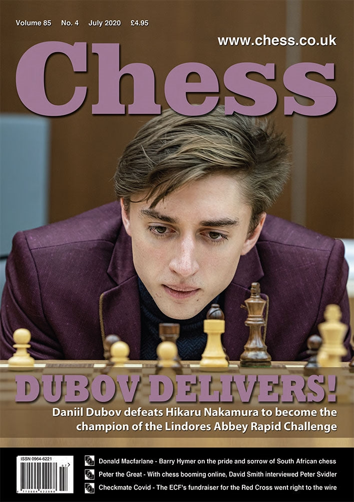 CHESS Magazine - July 2020