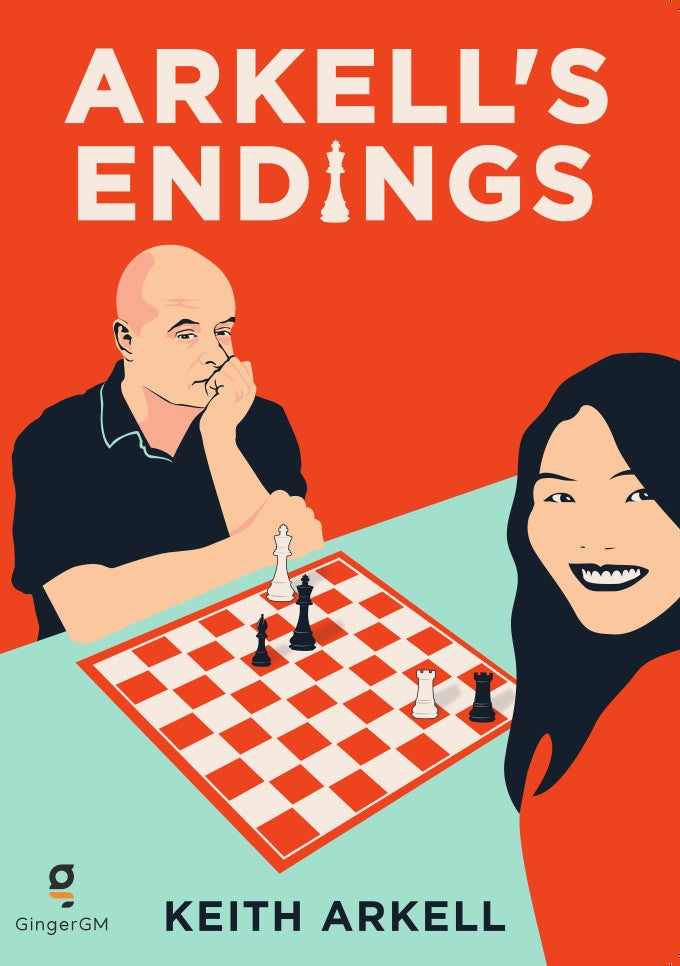Arkell's Endings - Keith Arkell