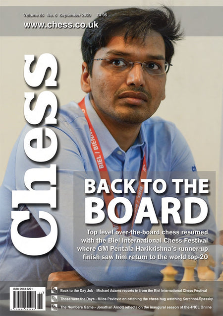 CHESS Magazine - September 2020