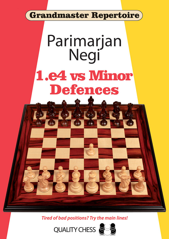 Grandmaster Repertoire: 1.e4 vs Minor Defences - Parimarjan Negi