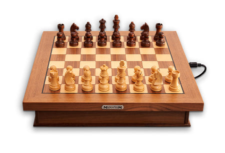 Millennium Exclusive Luxe Edition Chess Computer & e-Board (M843)