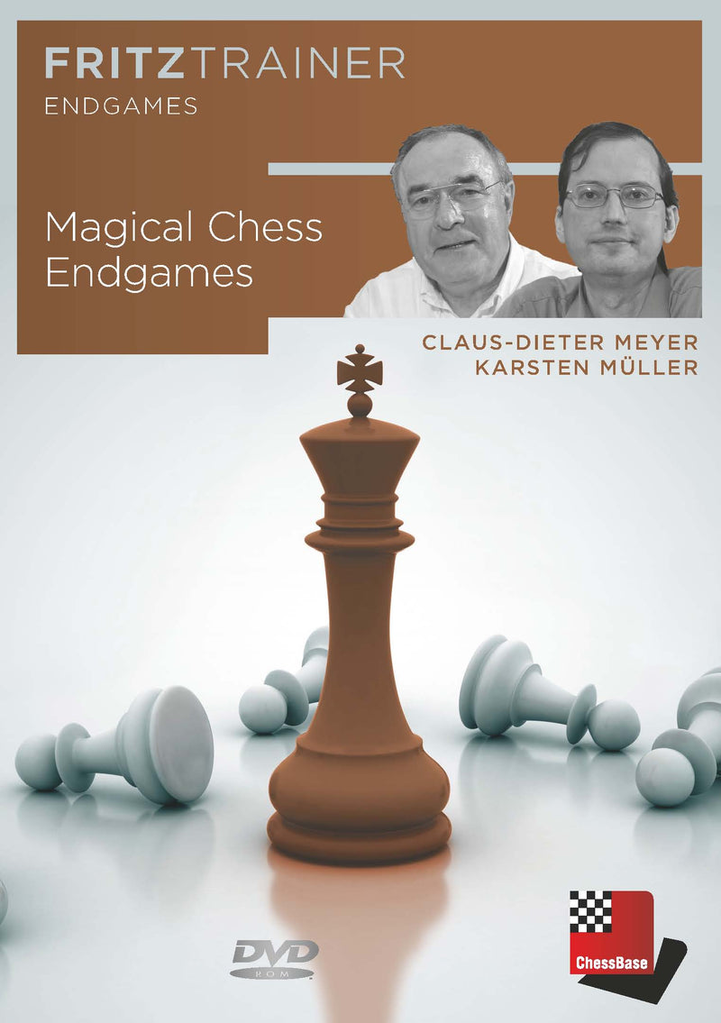 Magical Chess Endgames - Meyer & Mueller (PC-DVD)