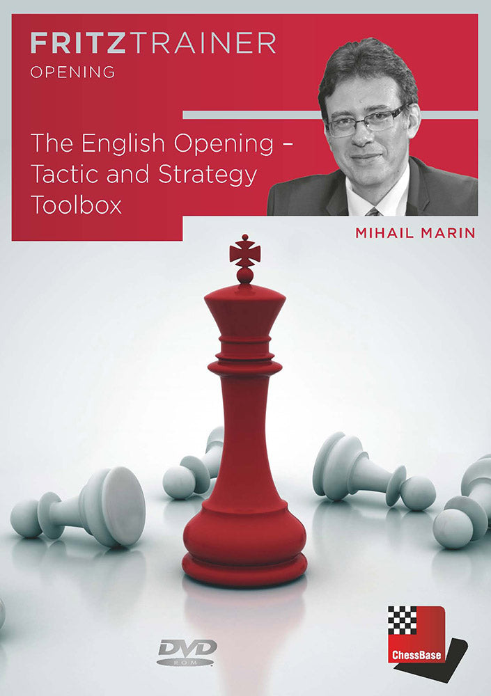 The English Opening: Tactic and Strategy Toolbox - Mihail Marin