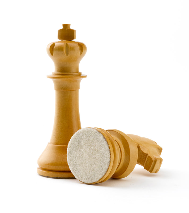 Official World Chess Championship Chess Set (Board & Pieces)