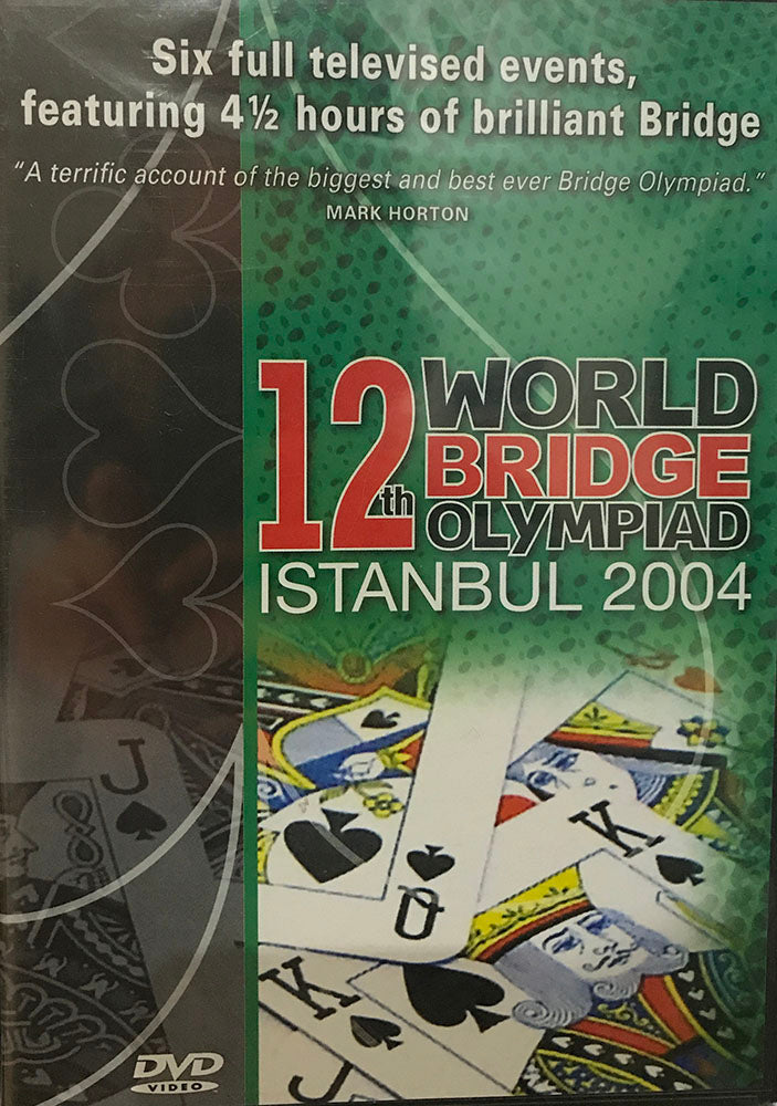 12th World Bridge Olympiad - Istanbul 2004 (DVD)