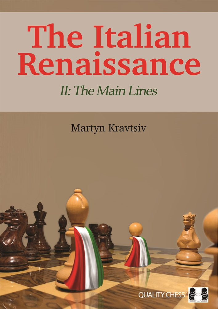 The Italian Renaissance II: The Main Lines - Martyn Kravtsiv