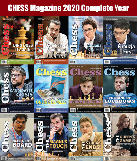 CHESS Magazine - 2020 Complete Year (All 12 issues)
