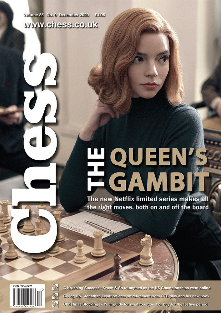 CHESS Magazine - December 2020