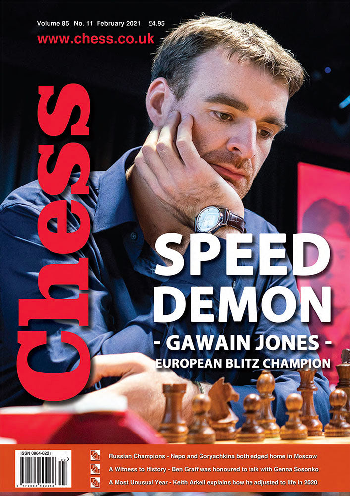 CHESS Magazine - February 2021
