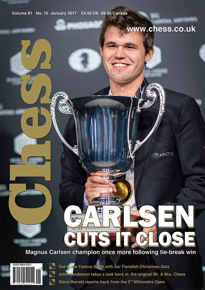 CHESS Magazine - January 2017