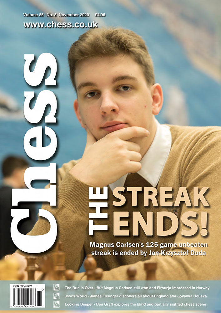 CHESS Magazine - November 2020