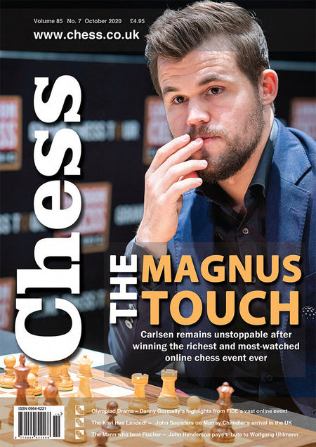 CHESS Magazine - October 2020