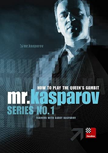 How to Play the Queens Gambit - Garry Kasparov (PC-DVD)