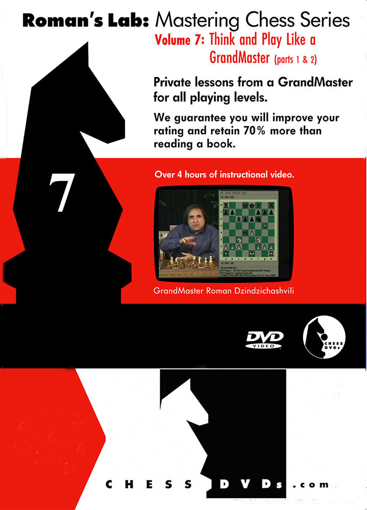 Roman's Lab 7: Think and Play like a Grandmaster