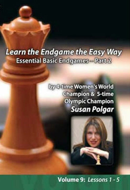 Winning Chess the Easy Way Volume 9 - Susan Polgar