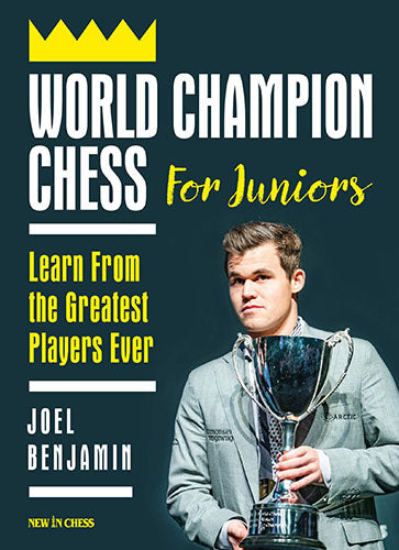 World Champion Chess for Juniors - Joel Benjamin