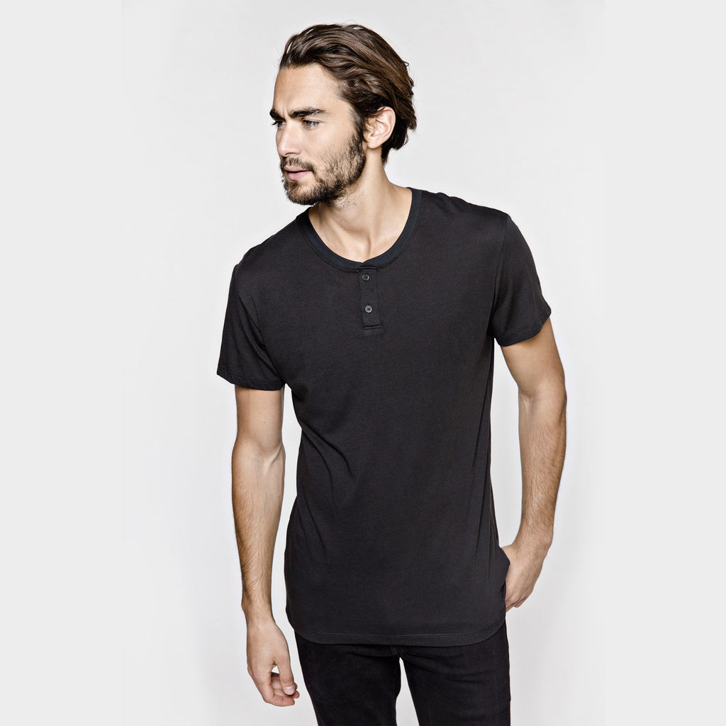"TST:4 ""THE VINTAGE HENLEY"""