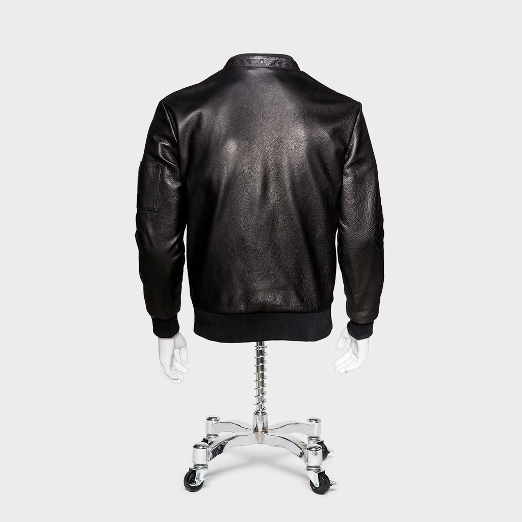 "JKT:2.2 ""THE BOMBER (Leather)"""