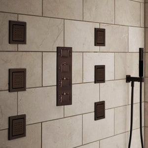Lima Oil Rubbed Bronze Ultra Waterfall System