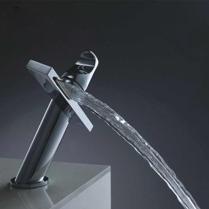Turin Waterfall Sink Tap Faucet