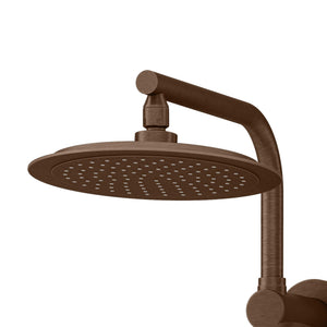 PULSE ShowerSpas Oil-Rubbed Bronze Shower System - Lanai Shower System
