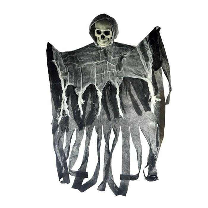 Halloween Haunted House Hanging Ghost Skull Ornament