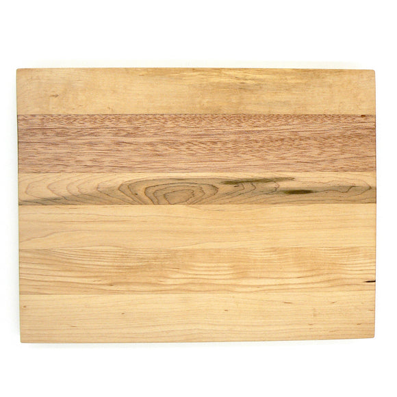 Chopping Board in Ash, Meranti and Beech