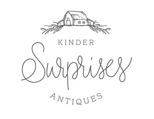 Kinder Surprises Antiques & Vintage