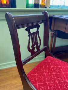 Duncan Phyfe Style Chairs