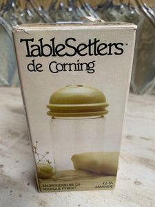 Table Setters by Corning