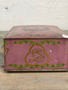 Louis Shewy Biscuit Tin B