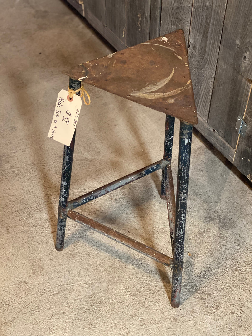 Metal Base for Stool / Plant Stand