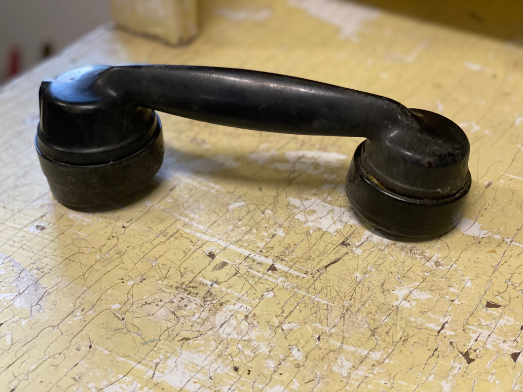 Bakelite Telephone Receiver