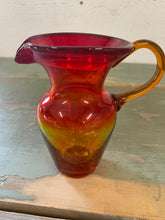 Load image into Gallery viewer, Art Glass Pitcher
