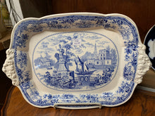 Load image into Gallery viewer, Circa 1900 Serving Plate