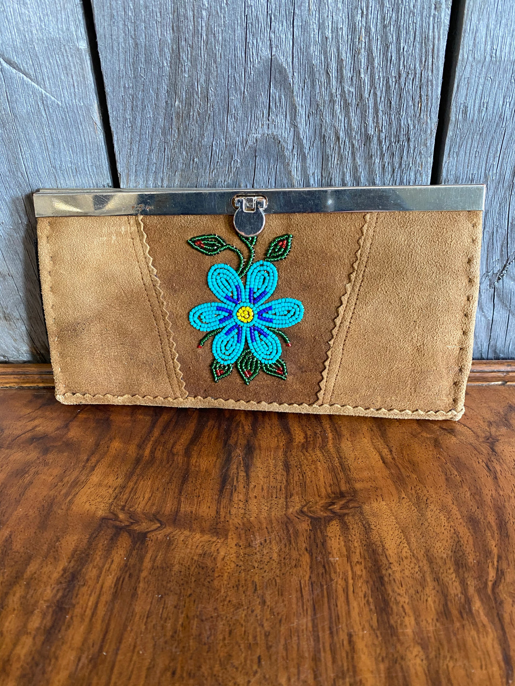 Handcrafted Leather Wallet