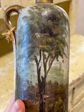 Load image into Gallery viewer, Hand Painted Salt Glaze Crock / Bottle