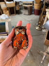 Load image into Gallery viewer, Owl Noisemaker