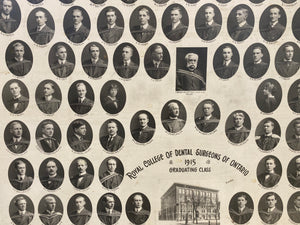 1915 Royal College of Dental Surgeons of Ontario