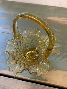 Deco Glass Bowl