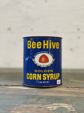 Load image into Gallery viewer, Bee Hive Corn Syrup Tin