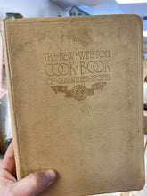 Load image into Gallery viewer, New Winston Cook Book of Guaranteed Recipes