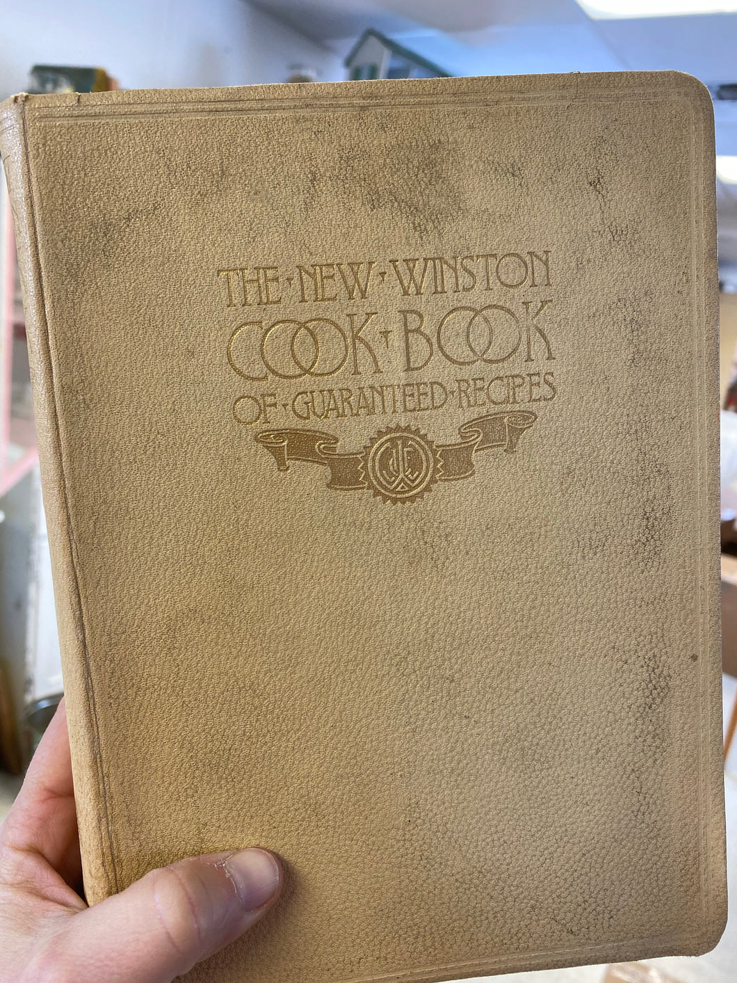 New Winston Cook Book of Guaranteed Recipes