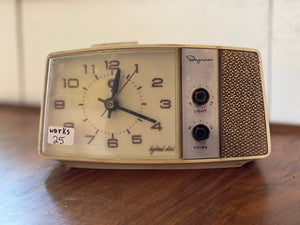 Ingraham Electric Alarm Clock